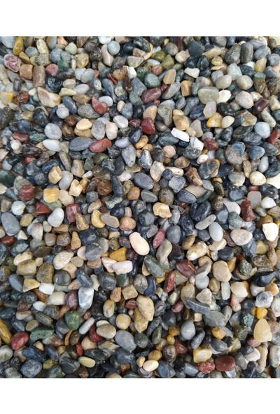 Woddy Doğal Dere Çakılı 10 kg 4 - 8 mm