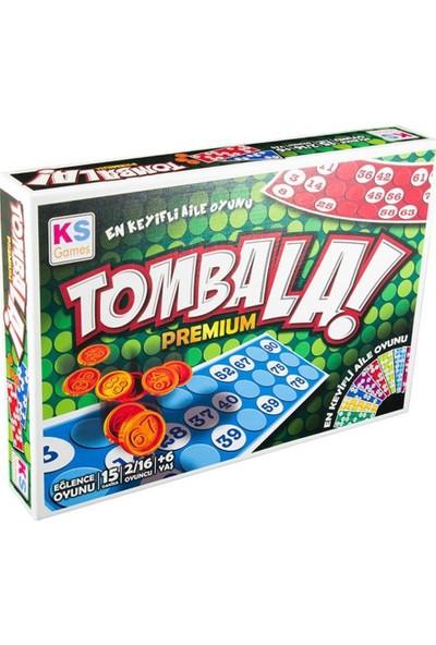 Ks Games Premium Tombala