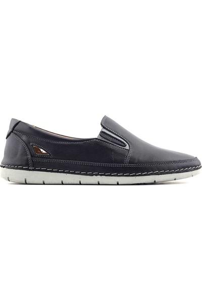 Evida 2693 Deri Kadın Ayakkabı