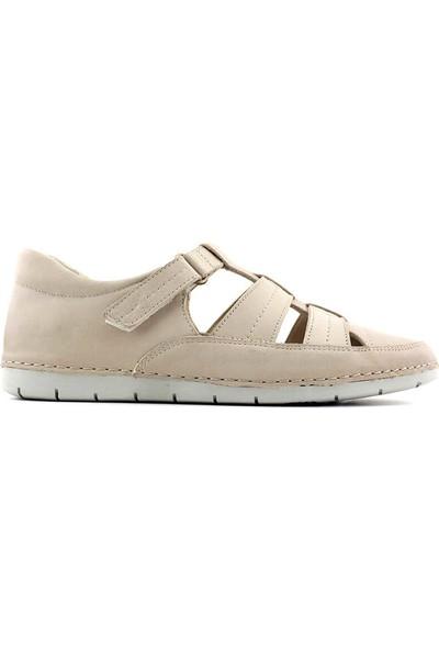 Evida 2698 Deri Kadın Ayakkabı