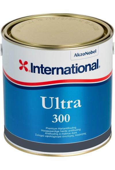 Internatıonal 2.5 kg Ultra 300 Zehirli Boya - Siyah YBB723