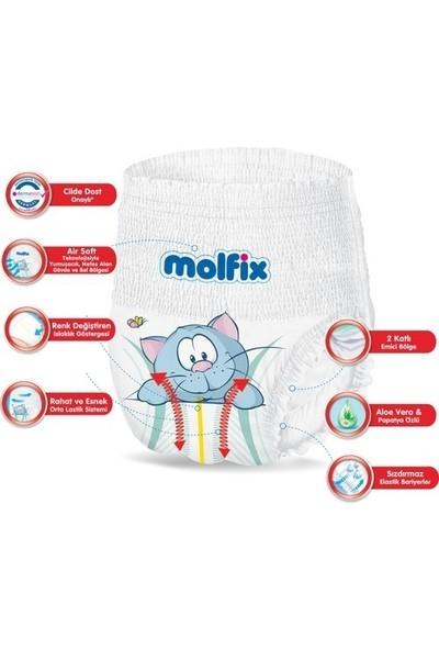 Molfix Külot Bez 4 Beden Maxi Ultra Avantaj Paketi 136'LI