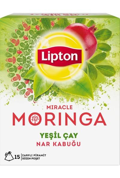 Lipton Moringa 22.5 gr Bardak Poşet Bitki ve Meyve Çayı