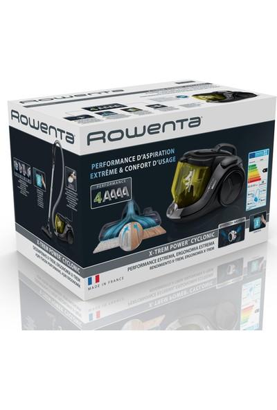 Rowenta RO6954 X-Trem Power EA 750 Watt Toz Torbasız Elektrikli Süpürge [ Sarı ] - 2211400070