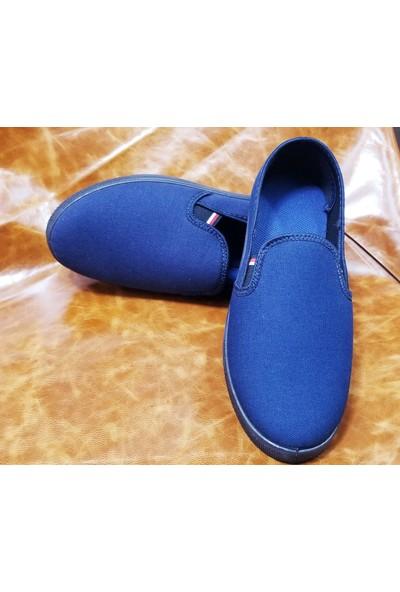 Erkek Günlük Keten Ayakkabı