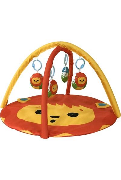 Bebi-Şo Lino Bebek Oyun Halısı Jimnastik Merkezi