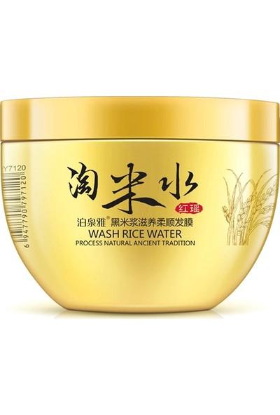 Bioaqua Geleneksel Asya Pirinç Suyu Saç Maskesi 500 gr