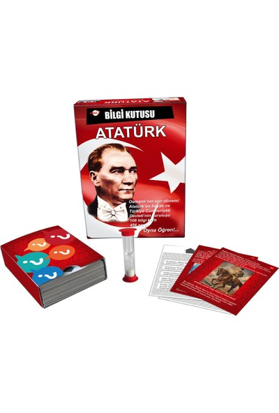 Ekip Oyuncak Atatürk Bilgi Kutusu