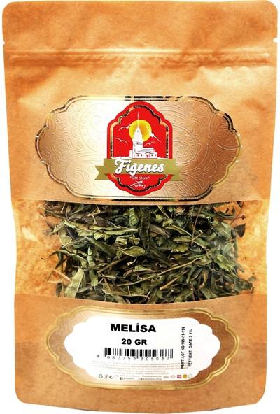 Figenes Melisa 20 gr, Form Çayı 50 gr, Hatmi Çiçeği 30 gr, Kantaron 100 gr - Doğal Çaylar - 4'lü Set