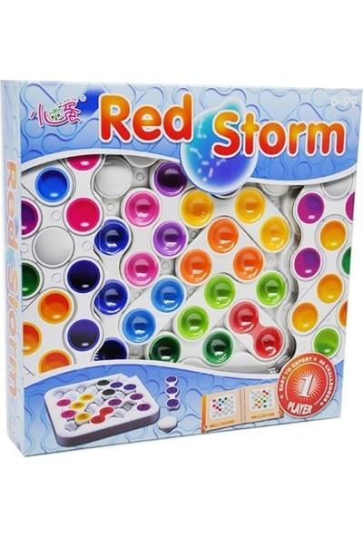 Mor Red Storm Antivirüs Problem Çözme Oyunu 19631