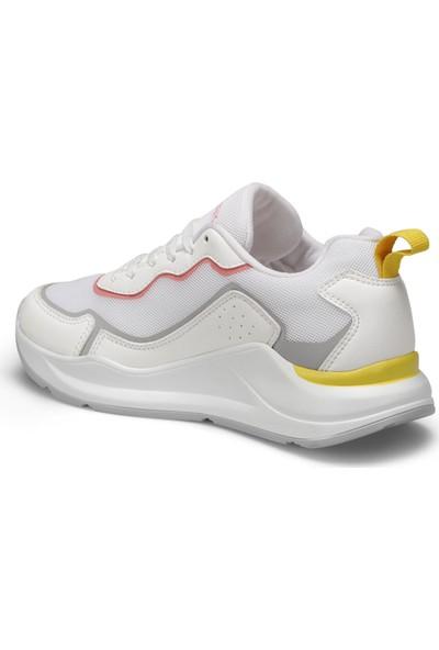Lumberjack Heıdı Beyaz Kadın Ayakkabı