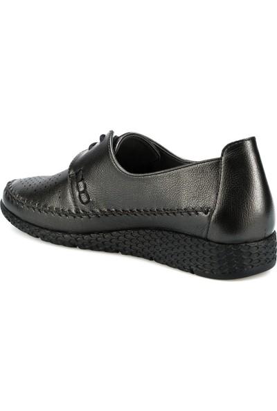 Travel Soft TRV1607.Z Antrasit Kadın Ayakkabı