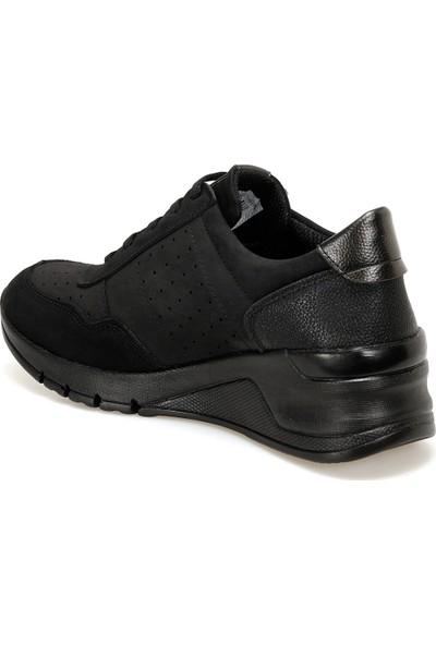 Travel Soft TRV1615.Z Siyah Kadın Ayakkabı