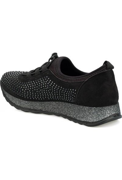 Travel Soft TRV1640.Z Siyah Kadın Ayakkabı