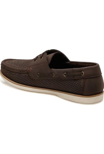 Oxide MRB73 Kahverengi Erkek Ayakkabı