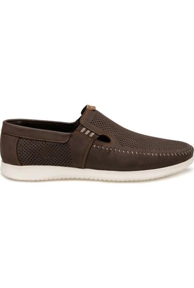Oxide Mr2 Kahverengi Erkek Ayakkabı