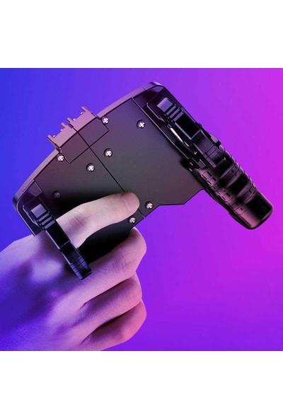 Fibaks PUBG Oyun Konsolu Gun Tasarımlı Profesyonel Tetik
