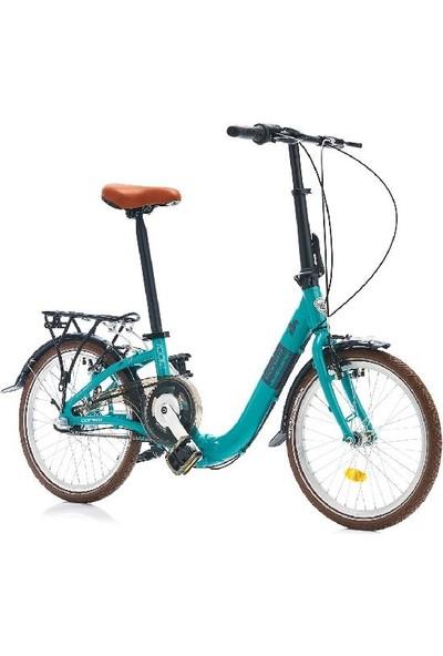 Corelli Pocket 1.0 7V 20 Jant Katlanır Bisiklet