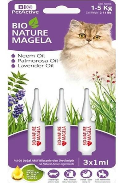 Bio Pet Active Kedi Tüy ve Deri Bakım Damlası 1-5 kg