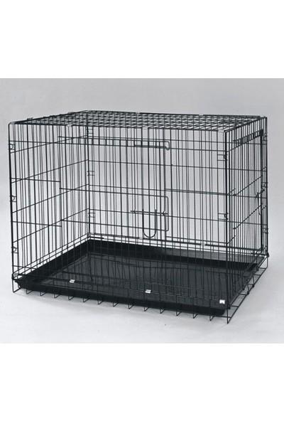 Has Katlanabilir Köpek Kafesi No:4 94X61X62CM