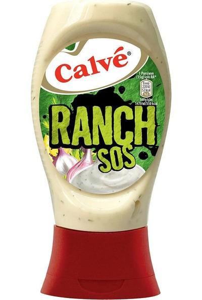 Snl-Calve Ranch Sos 245 gr 3'lü