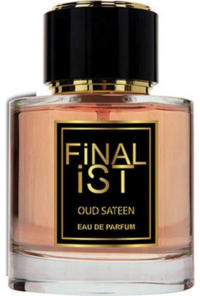 Finalist Eau De Parfum Oud Sateen 100 ml Unisex Parfüm