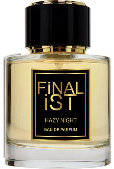Finalist Eau De Parfum Hazy Night 100 ml Unisex Parfüm
