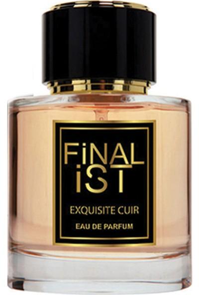Finalist Eau De Parfum Exqusite Cuir 100 ml Unisex Parfüm