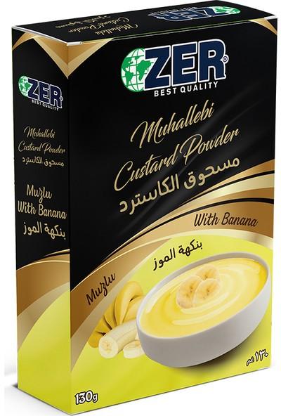 Zer Muzlu Muhallebi 130 gr Kutu