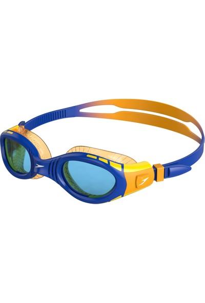 Speedo 8-11595D655 Futura Biofuse Flexiseal Çocuk Yüzücü Gözlüğü