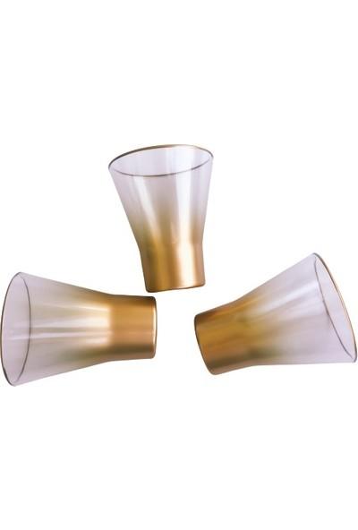 Sigma Gold Renk Bardak Seti 3'lü