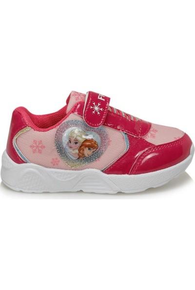 Frozen Nelda Işıklı Kız Çocuk Fuşya Günlük Spor Ayakkabı