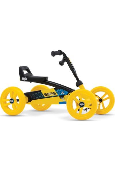 Berg Buzzy Bsx Pedallı Araç - Sarı