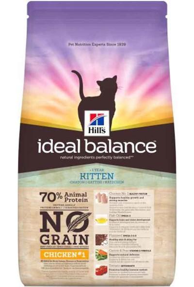 Hills Ideal Balance Tahılsız Tavuklu Yavru Kedi Maması 1,5 kg