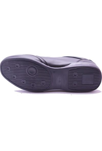 Liger 1003101 Ortopedi İnce Taban Günlük Erkek Ayakkabı