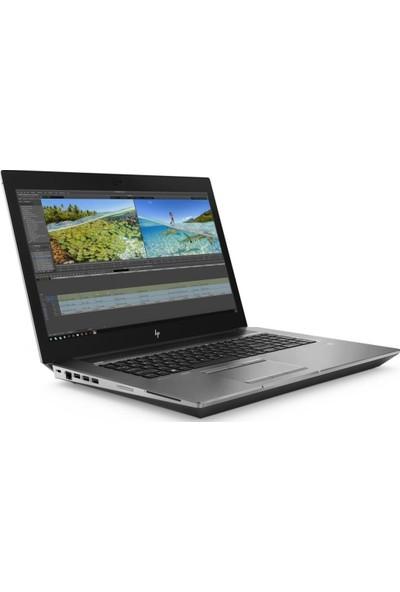 """HP ZBook 17 G6 Intel Celeron E-2286M 32GB 1TB + 1TB SSD Quadro RTX 4000 Windows 10 Pro 17.3"""" FHD Taşınabilir Bilgisayar aşınabilir Bilgisayar 6TW72ES02"""