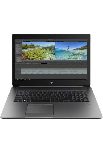 "HP ZBook 17 G6 Intel Celeron E-2286M 64GB 1TB + 1TB SSD Quadro RTX 4000 Windows 10 Pro 17.3"" FHD Taşınabilir Bilgisayar 6TW72ES03"