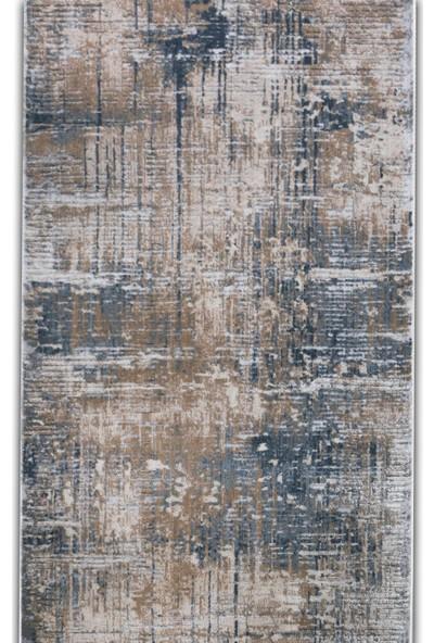 Bahariye Halı İntense 8873X Mavi 80 x 80 cm
