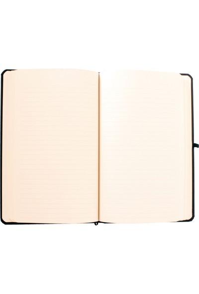 Isme Özel Termo Defter Kalem Seti 13 x 21 cm