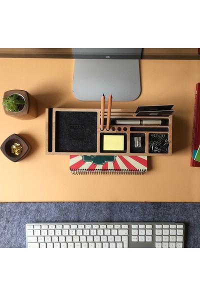 Mini Sharpy Masa Düzenleyici Füme