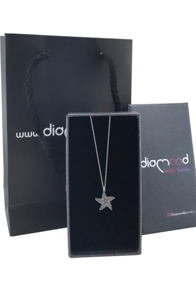 Diamood Jewelry Deniz Yıldızı Kolye