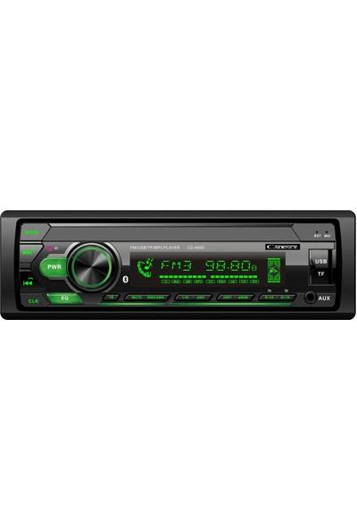 Cadence Carway CD-8600 BT/FM/SD/USB Oto Teyp