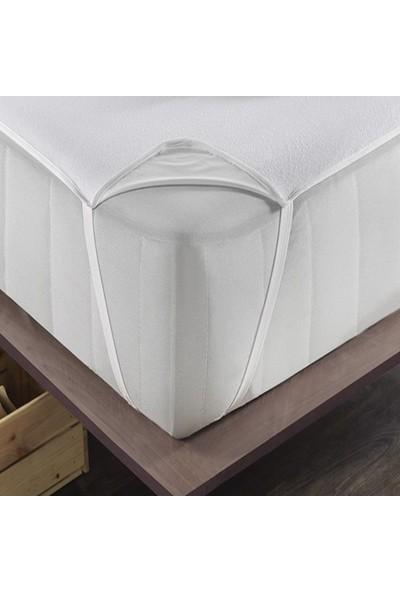 Nart Home Lastikli Su Sıvı Geçirmez Yatak Koruyucu Alez 70x140 (9 Farklı Ebat)