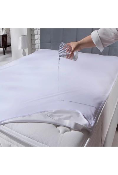 Nart Home Lastikli Su Sıvı Geçirmez Yatak Koruyucu Alez Pamuk 120x200 (9 Farklı Ebat)