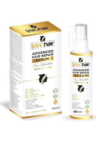 Trixohair Saç Dökülmesine Karşı Saç Bakım Serumu Kadınlar İçin 60 ml