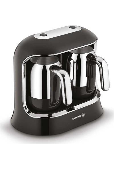 Korkmaz A861-01 Kahvekolik Twin Kahve Makinesi