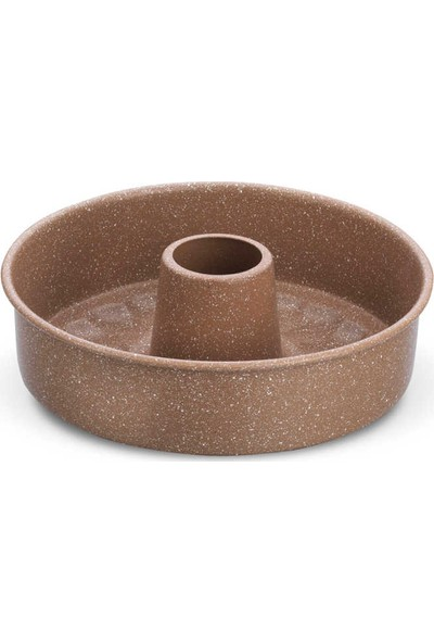 Korkmaz A717 Granit Orta Dilimli Kek Kalıbı 26,5 cm