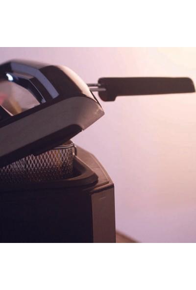 Korkmaz A 486 Vertex Fritöz Siyah