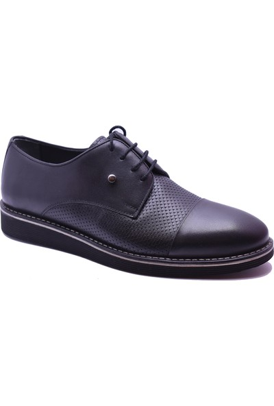 Ayakkabı Burada 2020 Hafif Taban Deri Erkek Ayakkabı