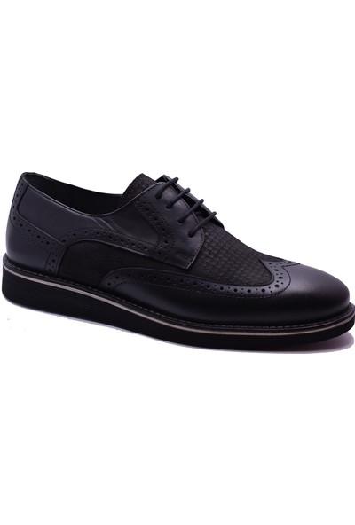 Ayakkabı Burada 2020-31 Deri Erkek Günlük Ayakkabı